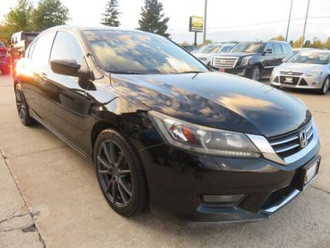 2015 Honda Accord for sale at Import Exchange in Mokena IL