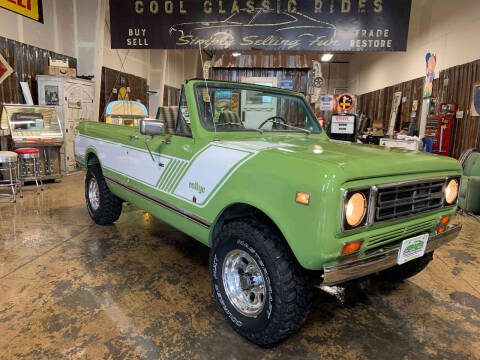 1978 International Scout II Rallye for sale at Cool Classic Rides in Redmond OR