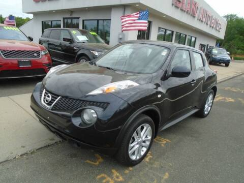 2013 Nissan JUKE for sale at Island Auto Buyers in West Babylon NY