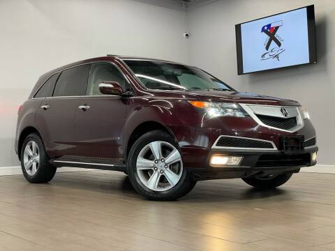 2010 Acura MDX for sale at TX Auto Group in Houston TX