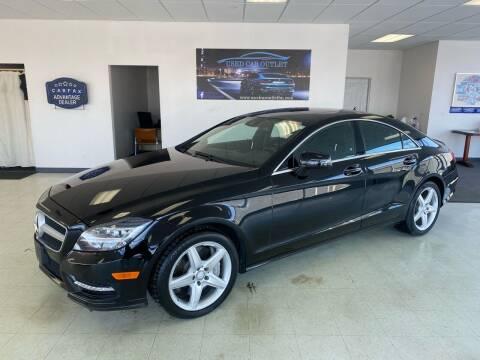 2014 Mercedes-Benz CLS for sale at Used Car Outlet in Bloomington IL