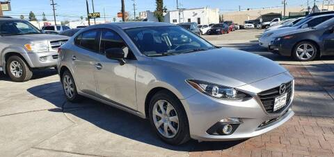 2015 Mazda MAZDA3 for sale at Auto Land in Ontario CA