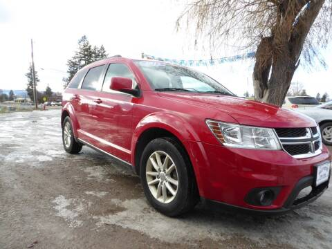 2013 Dodge Journey for sale at VALLEY MOTORS in Kalispell MT