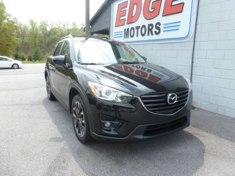 2016 Mazda CX-5 for sale at Edge Motors in Mooresville NC