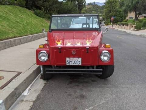 1974 Volkswagen Thing for sale at Classic Car Deals in Cadillac MI