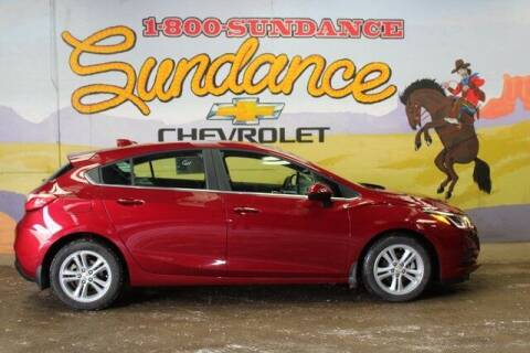2017 Chevrolet Cruze for sale at Sundance Chevrolet in Grand Ledge MI