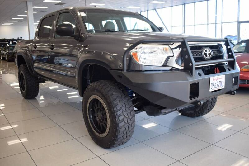 2015 Toyota Tacoma for sale at Legend Auto in Sacramento CA