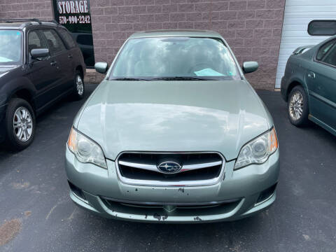 2009 Subaru Legacy for sale at 924 Auto Corp in Sheppton PA