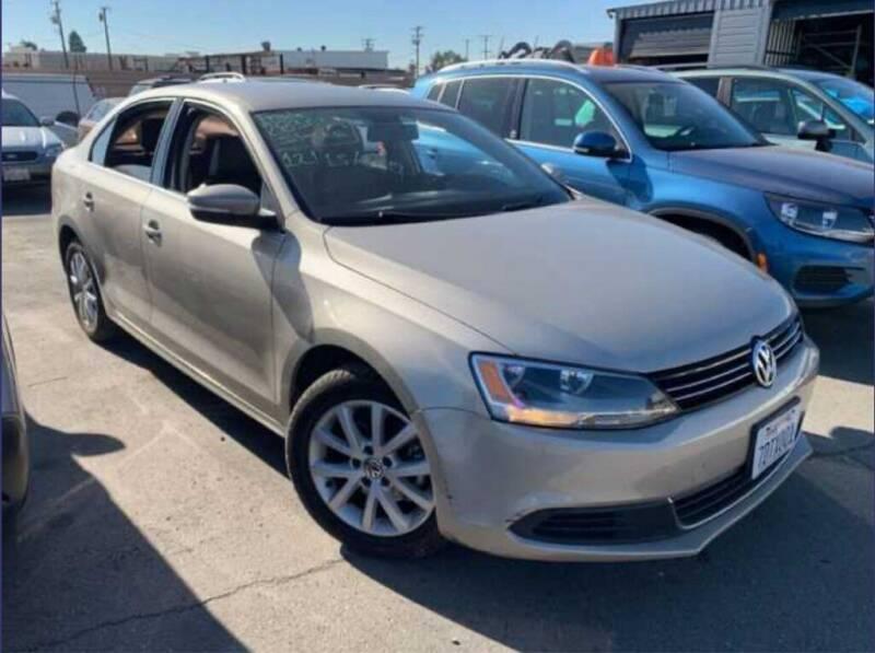 2014 Volkswagen Jetta for sale at Aria Auto Sales in El Cajon CA