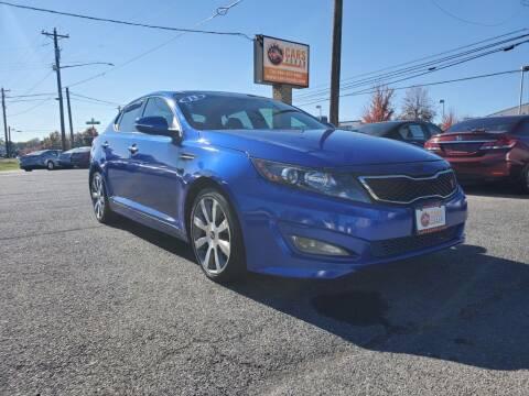 2013 Kia Optima for sale at Cars 4 Grab in Winchester VA