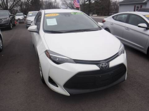 2019 Toyota Corolla for sale at Rob Co Automotive LLC in Springfield TN