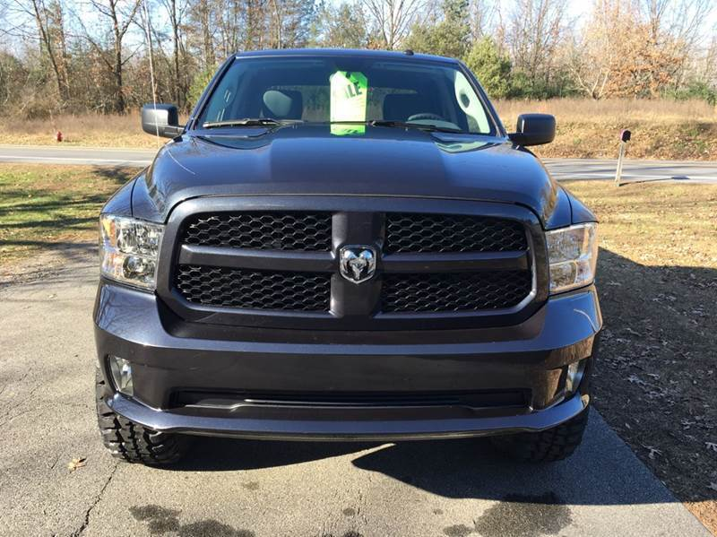 2017 RAM Ram Pickup 1500 for sale at American Muscle in Schuylerville NY