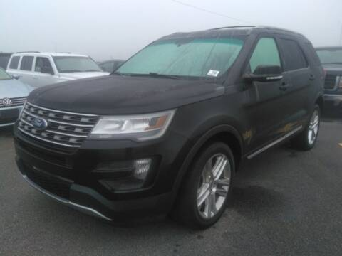 2016 Ford Explorer for sale at Davidson Auto Deals in Syracuse IN