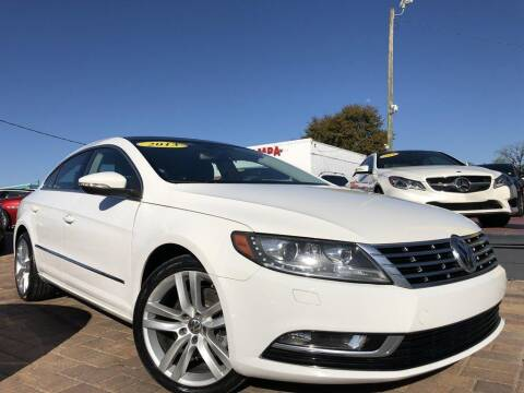 2013 Volkswagen CC for sale at Cars of Tampa in Tampa FL