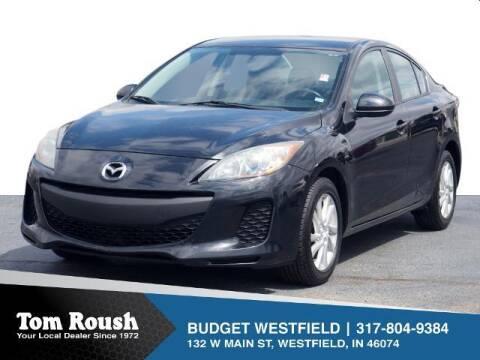 2012 Mazda MAZDA3 for sale at Tom Roush Budget Westfield in Westfield IN
