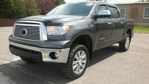 2013 Toyota Tundra for sale at Motor City Idaho in Pocatello ID