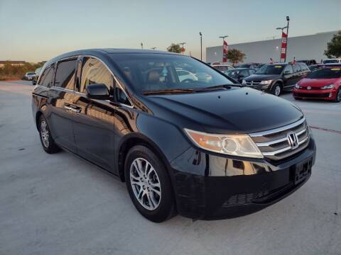 2011 Honda Odyssey for sale at JAVY AUTO SALES in Houston TX