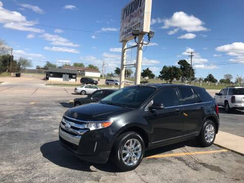 2014 Ford Edge for sale at Patriot Auto Sales in Lawton OK