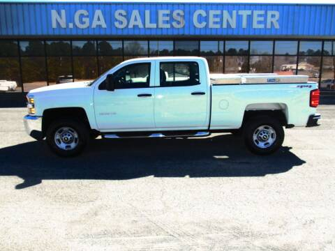 2015 Chevrolet Silverado 2500HD for sale at NORTH GEORGIA Sales Center in La Fayette GA