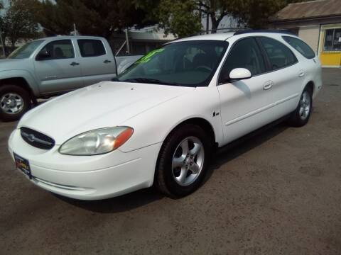 2000 Ford Taurus for sale at Larry's Auto Sales Inc. in Fresno CA