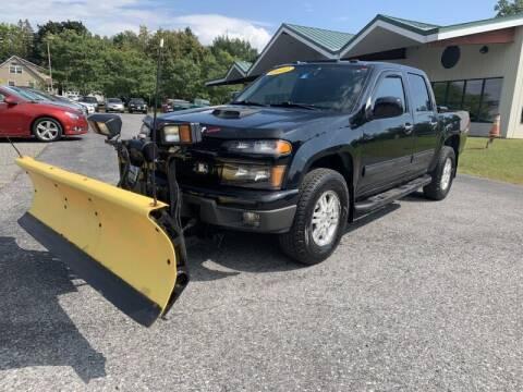2012 Chevrolet Colorado for sale at Williston Economy Motors in South Burlington VT
