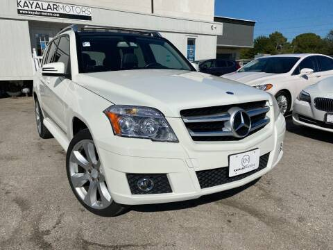 2010 Mercedes-Benz GLK for sale at KAYALAR MOTORS in Houston TX