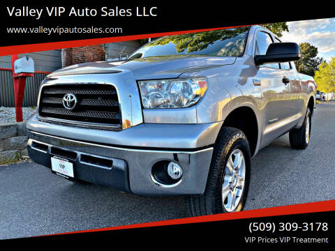 2009 Toyota Tundra for sale at Valley VIP Auto Sales LLC in Spokane Valley WA
