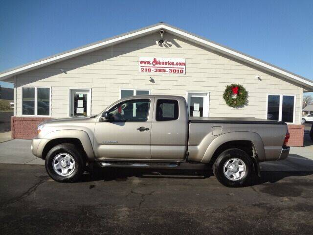 2007 Toyota Tacoma for sale at GIBB'S 10 SALES LLC in New York Mills MN