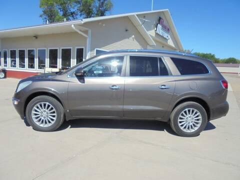 2010 Buick Enclave for sale at Milaca Motors in Milaca MN