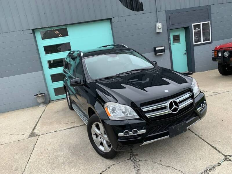 2011 Mercedes-Benz GL-Class for sale at Enthusiast Autohaus in Sheridan IN