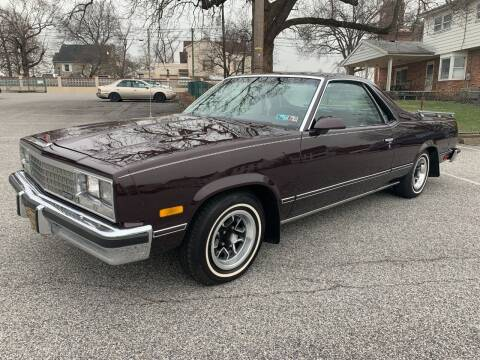 1986 GMC Caballero for sale at On The Circuit Cars & Trucks in York PA
