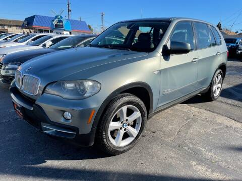 2010 BMW X5 for sale at Sunset Motors in Manteca CA