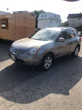 2008 Nissan Rogue for sale at Worldwide Auto Sales in Fall River MA