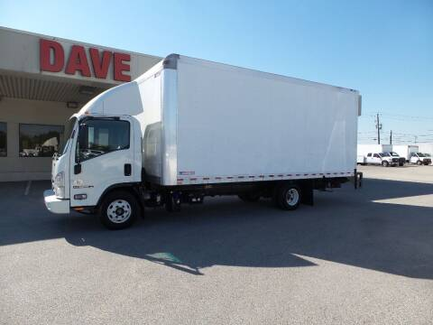 2018 Isuzu NPR HD for sale at DAVE CORY MOTORS in Houston TX