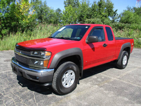 2007 Chevrolet Colorado for sale at Action Auto Wholesale - 30521 Euclid Ave. in Willowick OH
