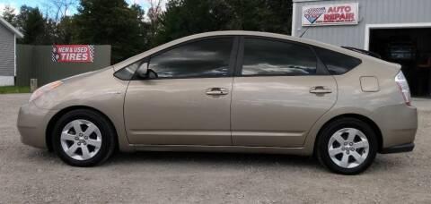 2007 Toyota Prius for sale at Hilltop Auto in Clare MI