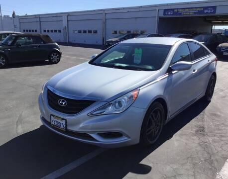 2012 Hyundai Sonata for sale at My Three Sons Auto Sales in Sacramento CA