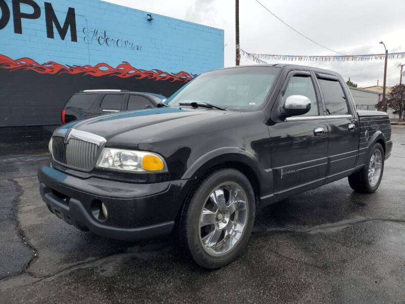 2002 Lincoln Blackwood for sale at DPM Motorcars in Albuquerque NM
