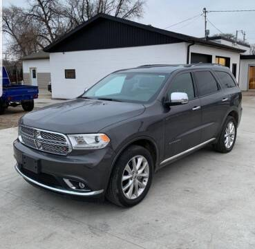 2020 Dodge Durango for sale at GOOD NEWS AUTO SALES in Fargo ND