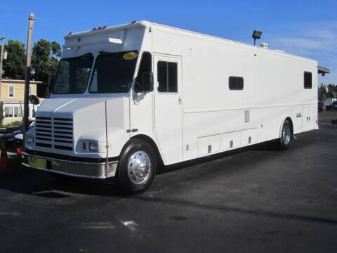 2002 Freightliner MT45 Chassis for sale at Key Motors in Mechanicville NY