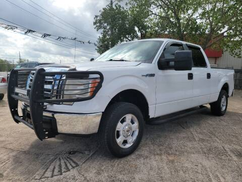 2009 Ford F-150 for sale at AI MOTORS LLC in Killeen TX