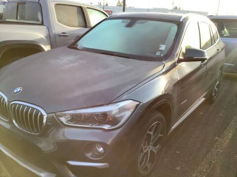 2016 BMW X1 for sale at Royal Moore Custom Finance in Hillsboro OR