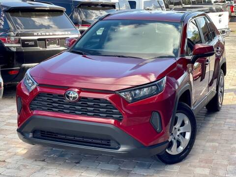 2020 Toyota RAV4 for sale at Unique Motors of Tampa in Tampa FL