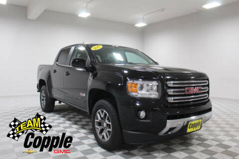 2017 GMC Canyon for sale at Copple Chevrolet GMC Inc in Louisville NE