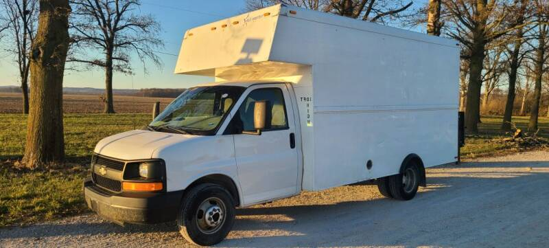 2007 Chevrolet Express Cutaway for sale at Allied Fleet Sales in Saint Charles MO