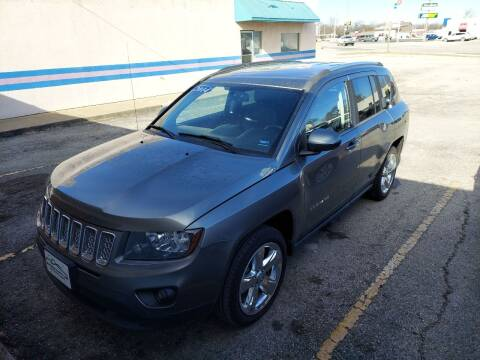 2014 Jeep Compass for sale at Bourbon County Cars in Fort Scott KS