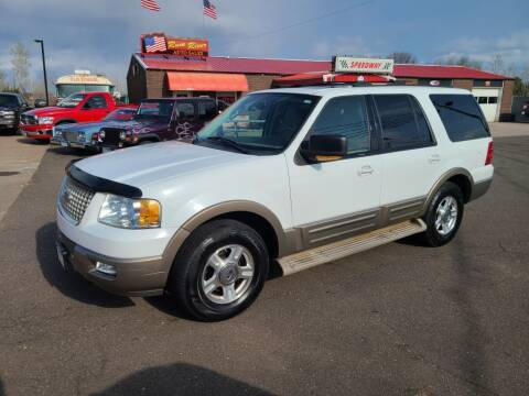 2004 Ford Expedition for sale at Rum River Auto Sales in Cambridge MN