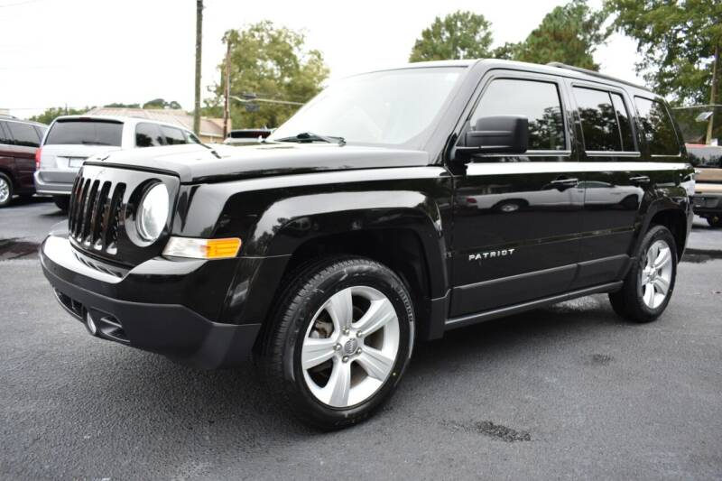 2017 Jeep Patriot for sale at Apex Car & Truck Sales in Apex NC