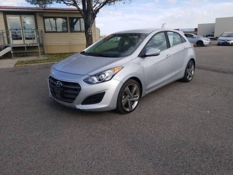 2017 Hyundai Elantra GT for sale at Revolution Auto Group in Idaho Falls ID