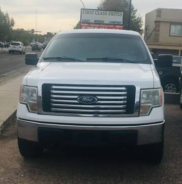 2010 Ford F-150 for sale at First Class Motors in Greeley CO